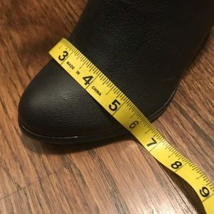 Breckelles Shoes - NWOT❗️Breckelle's Faux Leather Boots